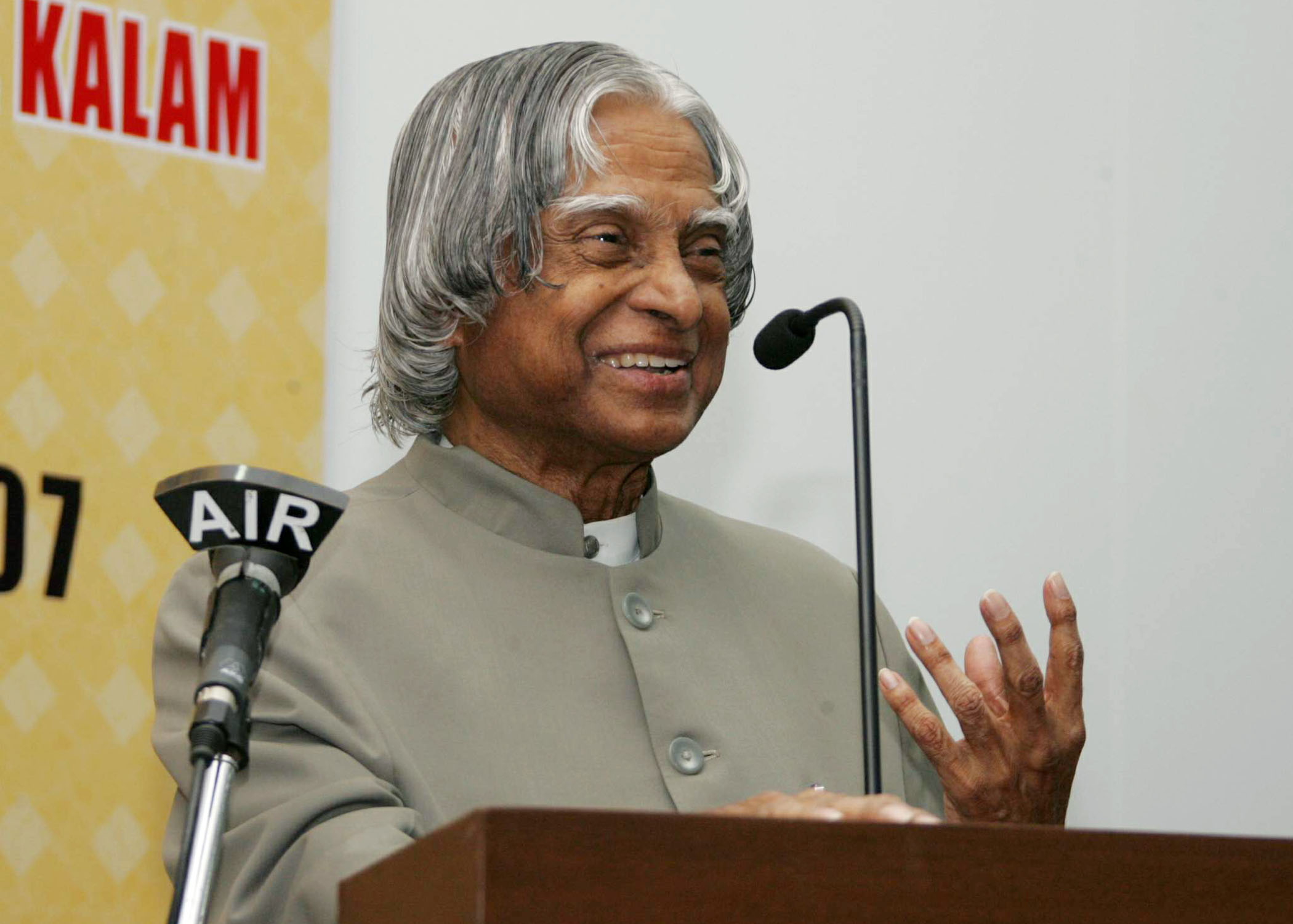 a p j abdul kalam india Dr apj abdul kalam is known as people's president and 'missile man of india'.