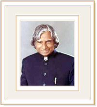 contributions of a p j abdul kalam towards space Profile of dr apj abdul kalam  in the near earth orbit in july 1980 and made india an exclusive member of space club  a p j abdul kalam and dr y s.